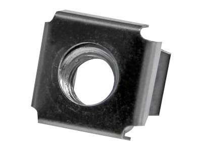 StarTech.com M6 Cage Nuts, 50-Pack