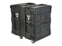 Samsonite 24 Deep Roto Shock Rack, 19W x 24D x 24.5H, Rackable, 3SKB-R914U24, 5747592, Carrying Cases - Other