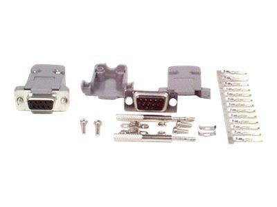 StarTech.com DB-9 Serial Female D-Sub Crimp Connector, C9PCF, 13409745, Cable Accessories