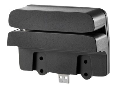HP Smart Buy Retail Integrated Dual-Head Magnetic Stripe Reader, QZ673AT