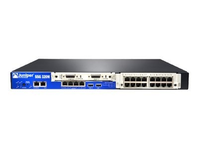 Juniper Networks 320M Secure Service Gateway, SSG-320M-SH, 8879419, Network Firewall/VPN - Hardware