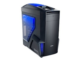 Zalman Chassis, Z11 NEO Gaming Mid Tower ATX 6x3.5 Bays 2x2.5 Bays 7xSlots, Black, Z11 NEO, 20135586, Cases - Systems/Servers