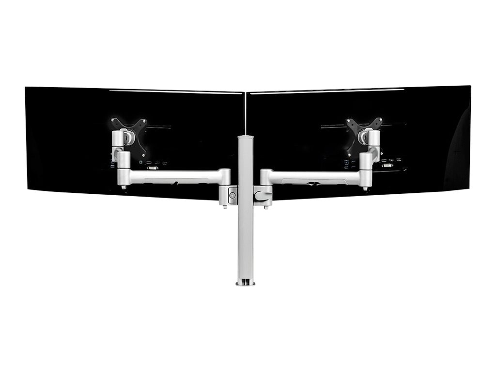 Atdec 710mm Dual Monitor Arm 15.7 Post Desk Mount