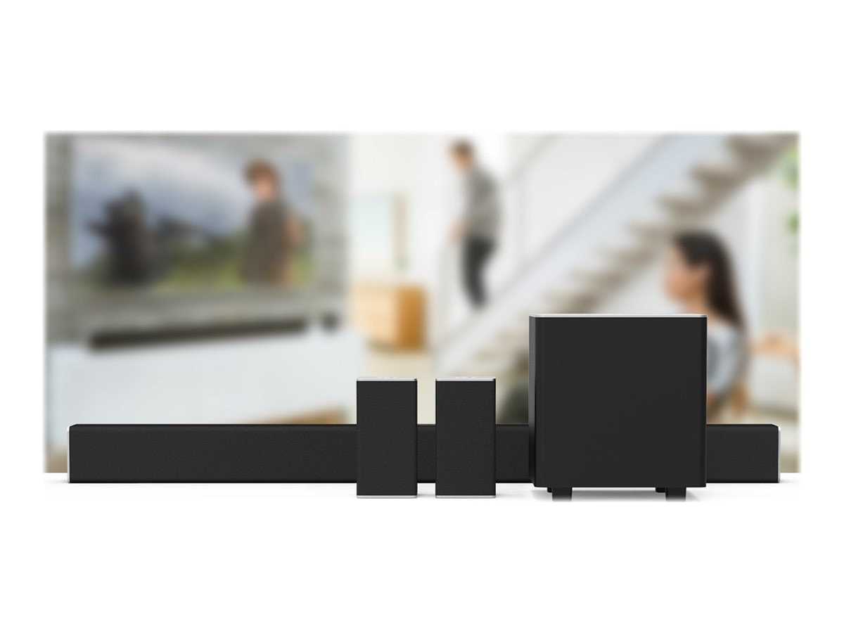 Vizio SmartCast 44 5.1 Sound Bar, SB4451-C0