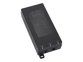 Cisco PoE Injector for Aironet 1041, 1042, 1141, 1142, 1250, 1252, 1260, 3500, 3501, 3502, 3602, AIR-PWRINJ4=, 7970430, PoE Accessories