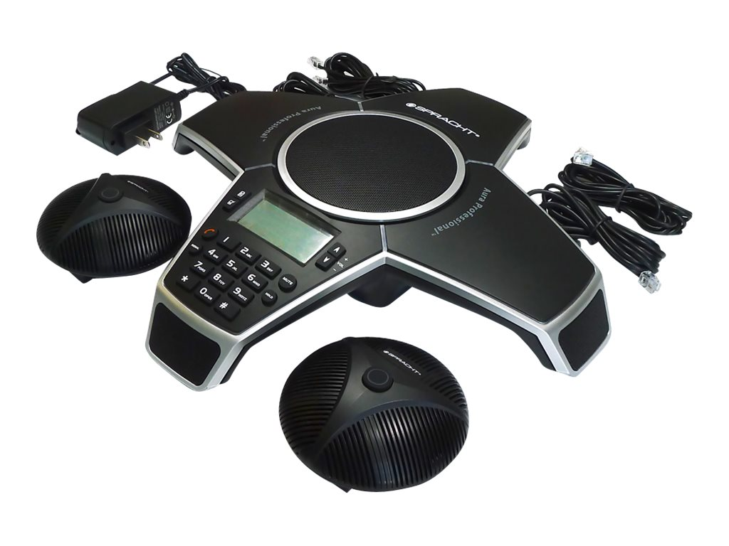 Spracht Aura Professional Full Duplex Phone, CP-3010