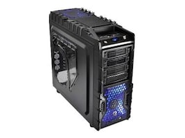 Thermaltake Chassis, Overseer RX-1 Full Tower Case, 3x5.25, 5x2.5 3.5, 8xSlots, VN700M1W2N, 13266203, Cases - Systems/Servers