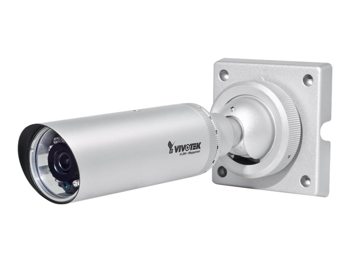 Vivotek 1.3MP SNV Day & Night 20M IR IP66 Cable Management 3DNR Bullet Network Camera, IB8354-C