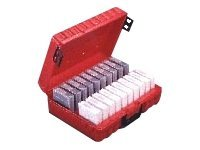 Perm-A-Store DLT20 TurtleCase 20 Capacity Red