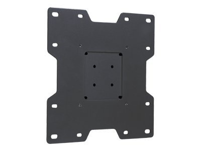 Peerless SmartMount Universal Flat Wall Mount for 22-40 Displays, Black