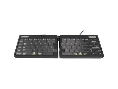 Ergoguys Goldtouch Go 2 Mobile Keyboard, GTP-0044