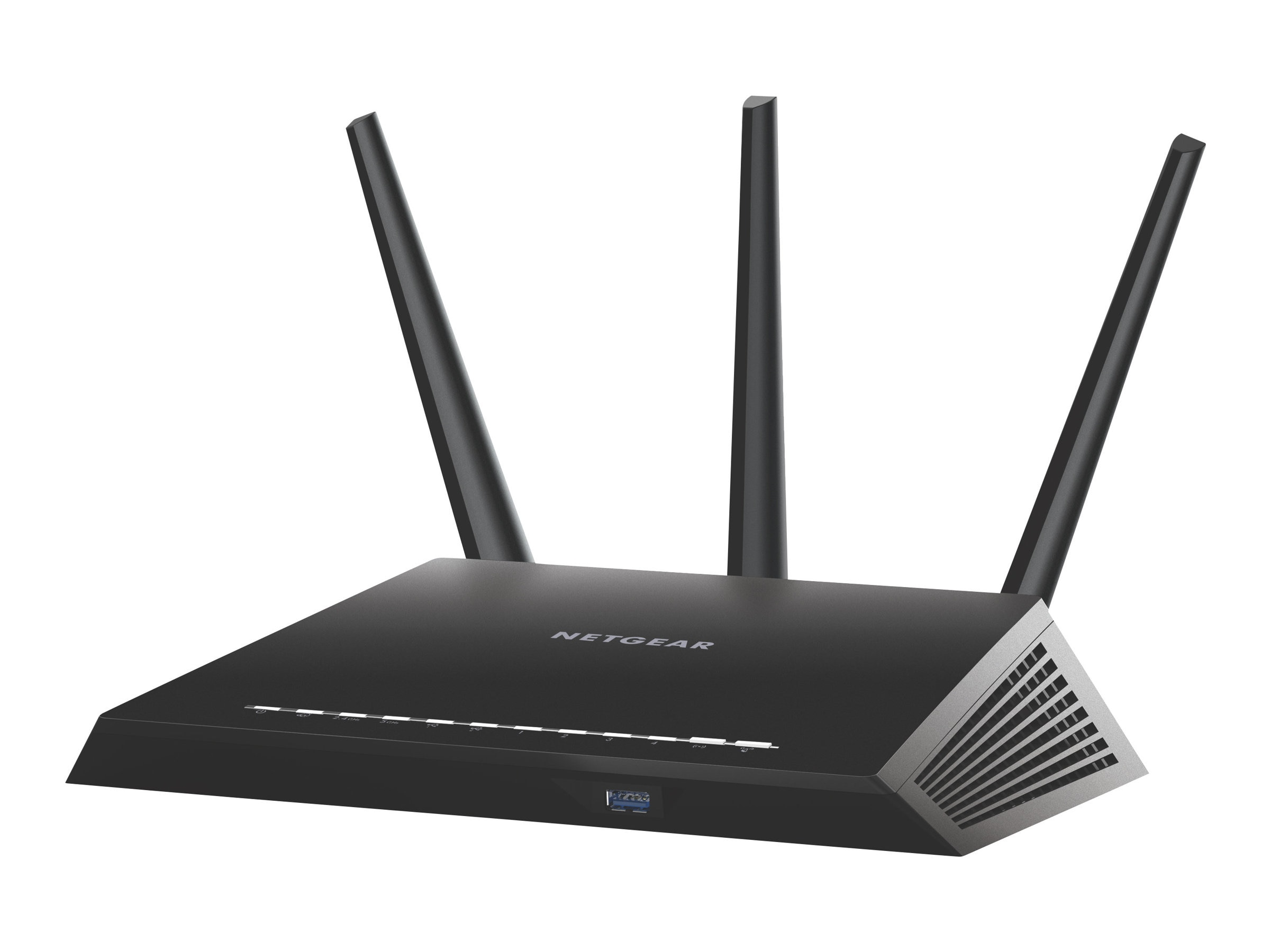 Netgear Nighthawk AC1900 Smart Wireless Router Dual GB, R7000-100PAS, 16327930, Wireless Routers