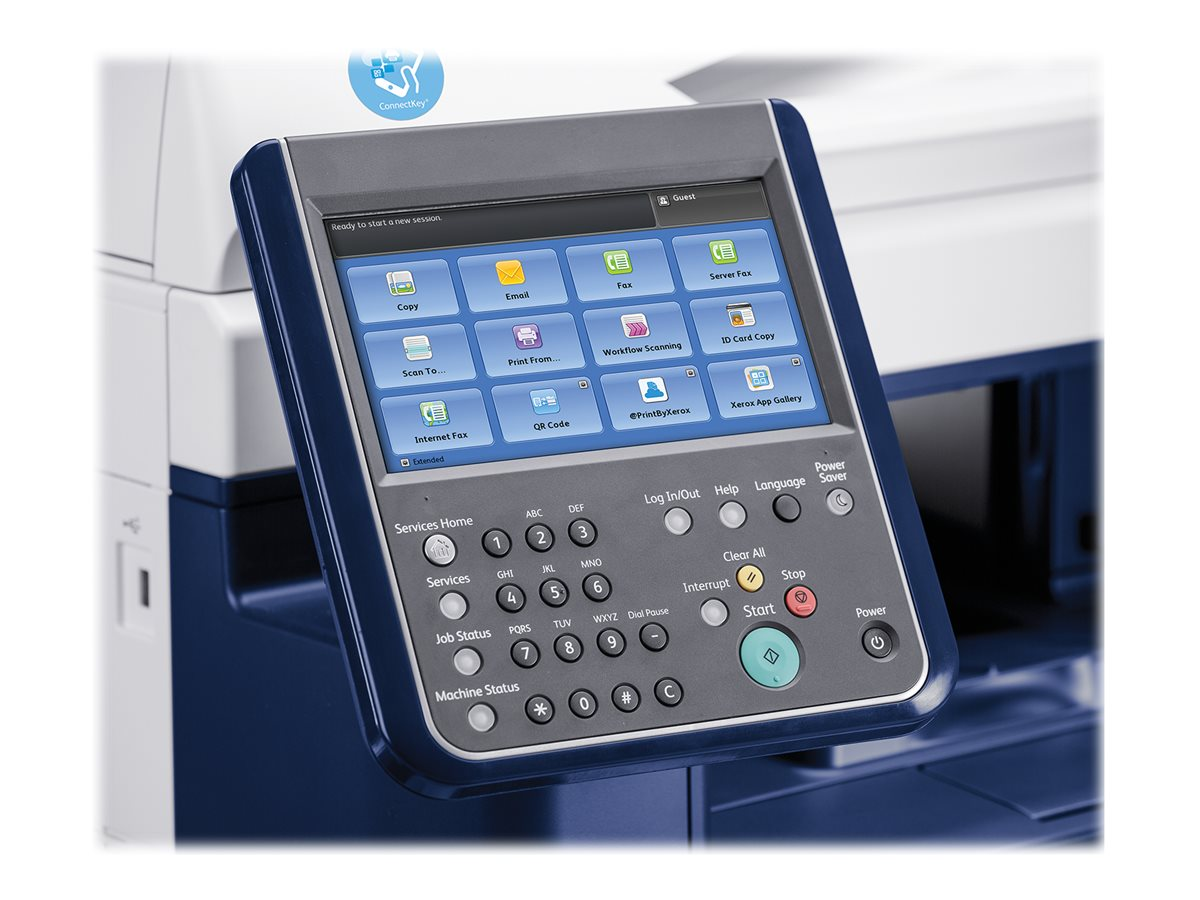 Xerox WorkCentre 6655I Color Multifunction Printer, 6655I/X