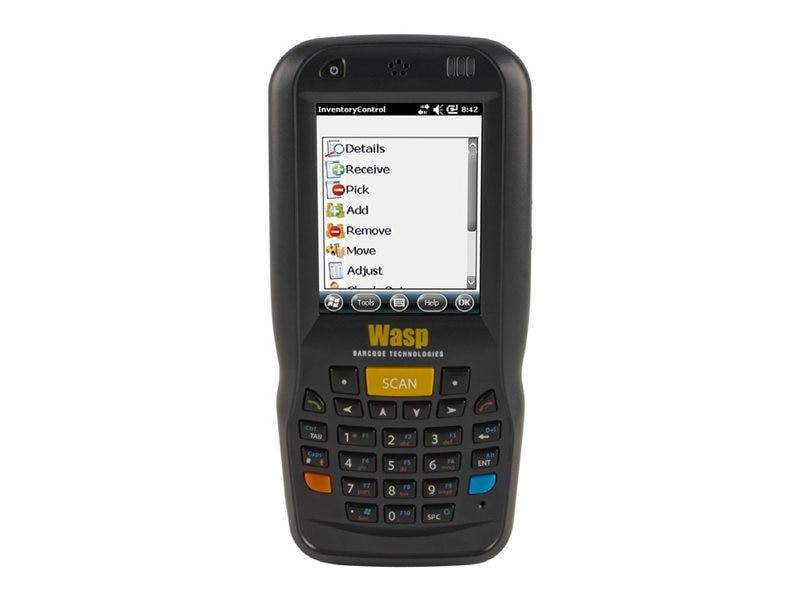 Wasp DT60 w  Numeric Keypad, Additional Mobile Device License IC