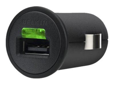Belkin Micro Car Charger 2.1A for iPhone iPod iPad