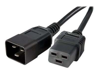 StarTech.com Computer Power Cord, C19 to C20, 10ft, PXTC19C2010, 9486473, Power Cords