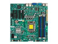 Supermicro Motherboard, Sandy Bridge UP SATA, IPMI
