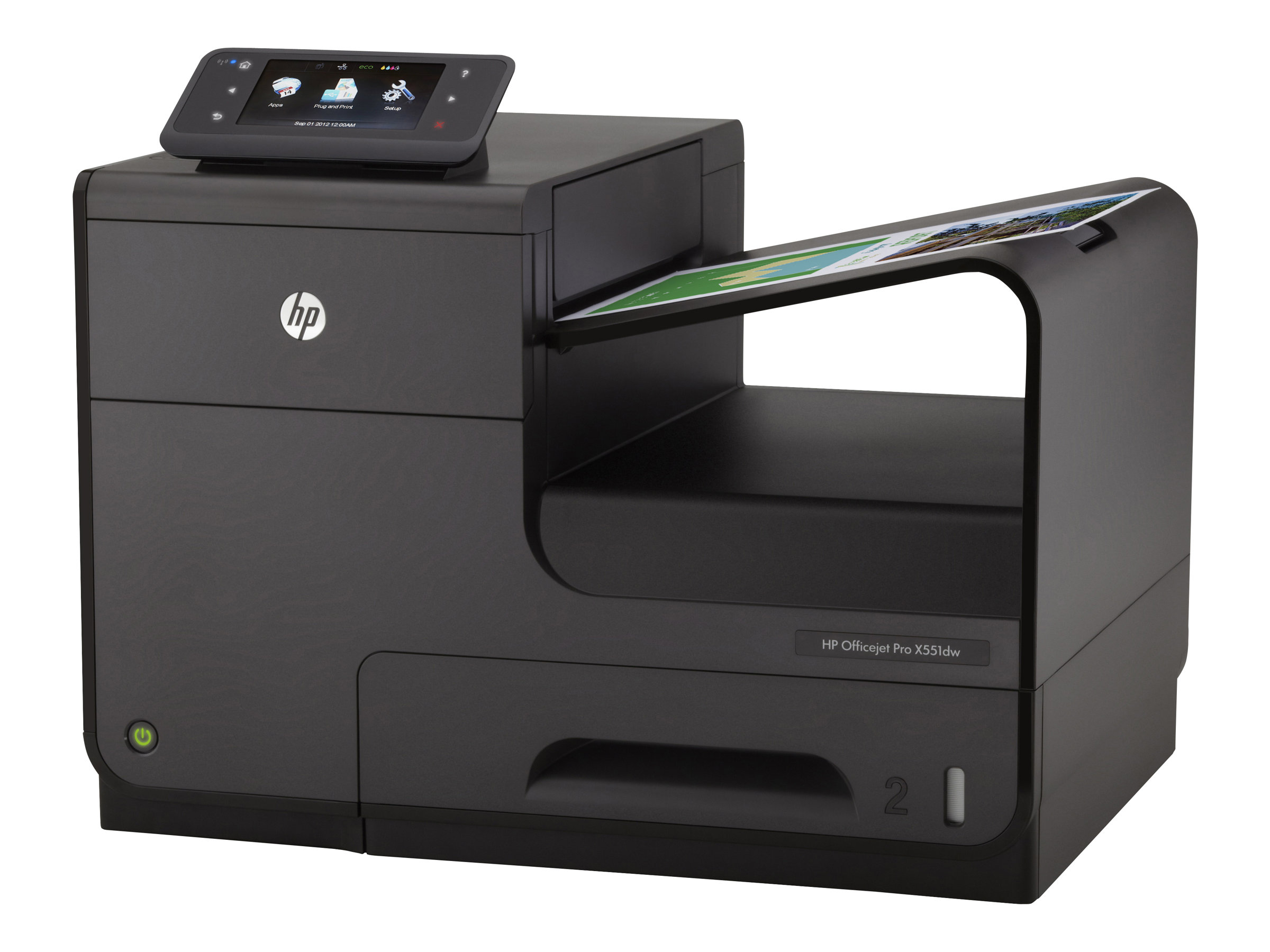 HP Officejet Pro X Series  X551dw Color Printer