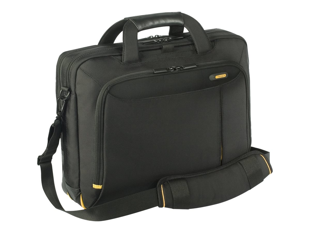 Targus Meridian Topload NB Case Poly for 15.6, Black, TST031US