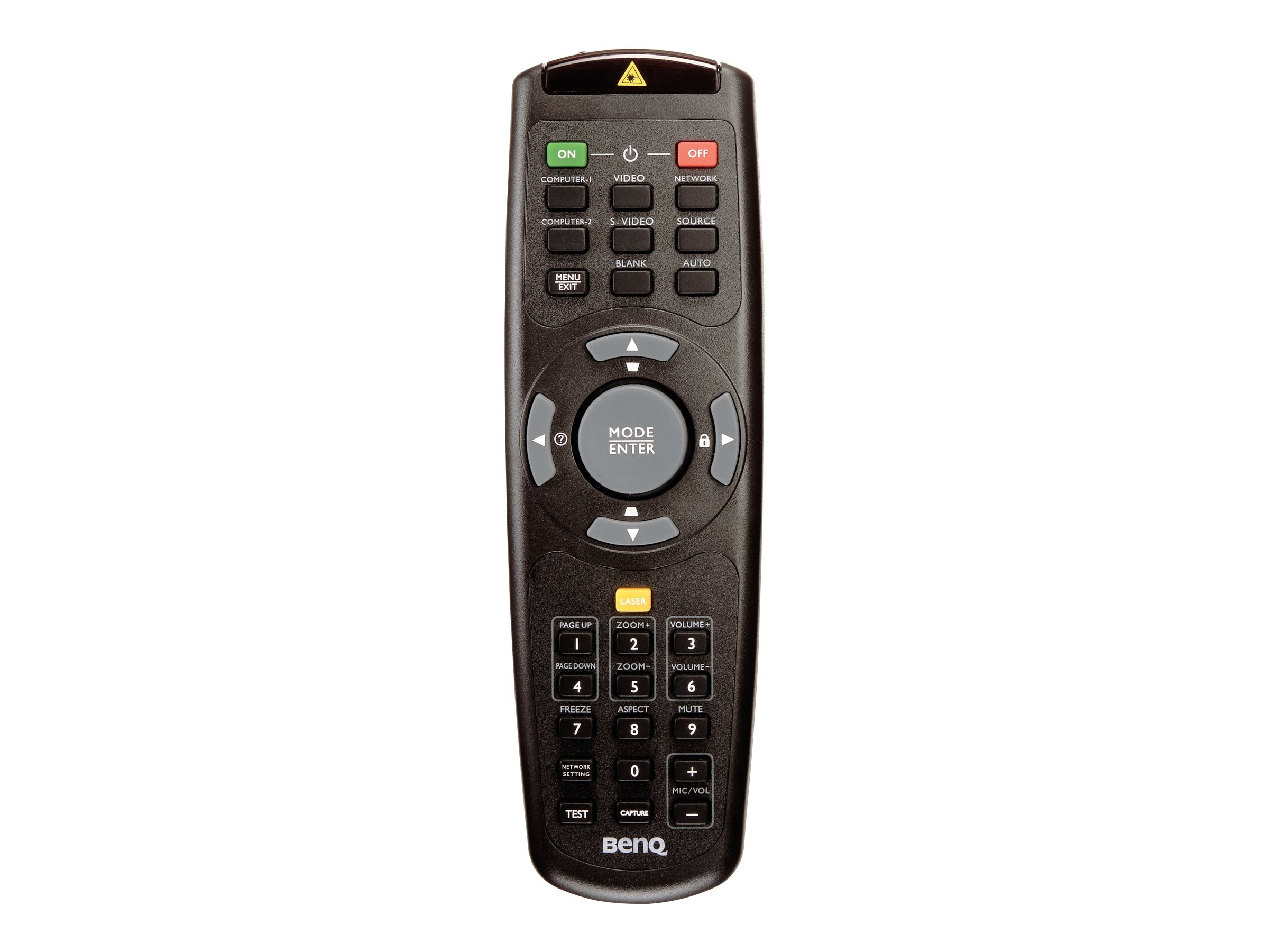 Benq Replacement Standard Remote Control for SH910, 5J.J4J06.001, 14002816, Projector Accessories