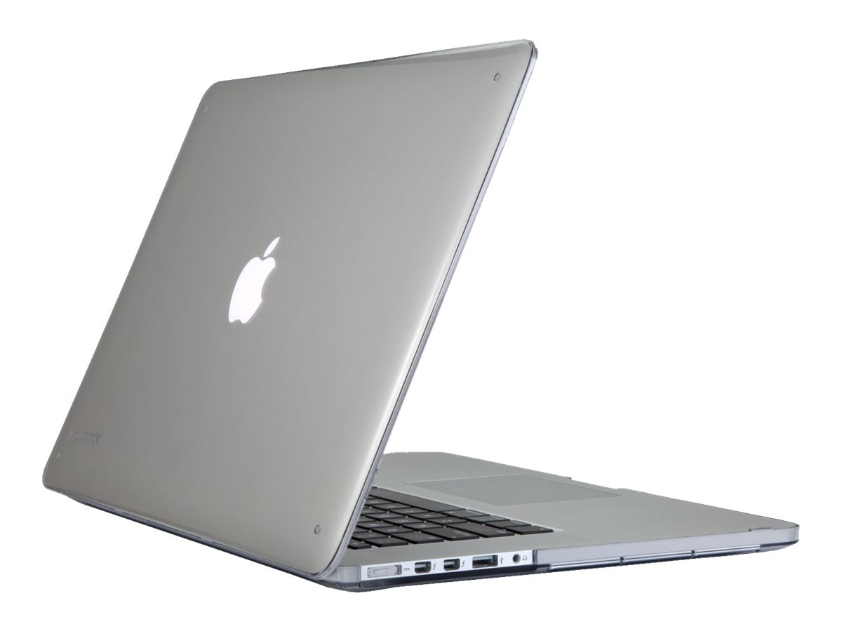Speck MacBook Pro RD Clear - Crystal, SPK-A2412, 18547637, Carrying Cases - Notebook