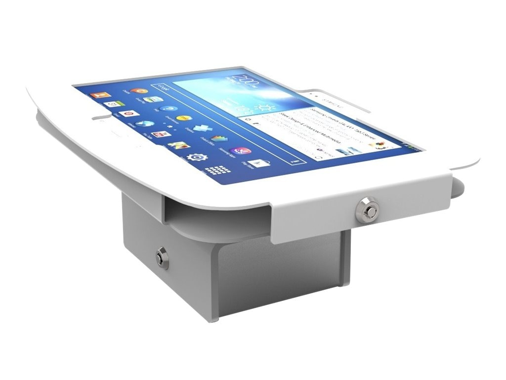 Compulocks Space Flip Stand for Galaxy Tab 8, White, 540W480GEW
