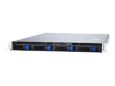 Tyan Chassis, 1U Rackmountable, ATX, Dual Opteron, 4 HS SATA Bays, 500W PS, KGT20-500S4H, 6929937, Cases - Systems/Servers