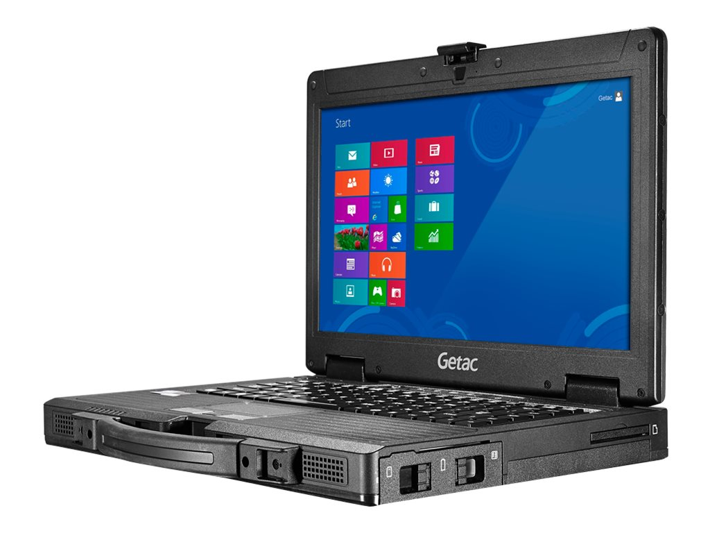 Getac S400 Semi-Rugged Notebook Core i5-4210M, SB6DB5AAADKX, 18001423, Notebooks