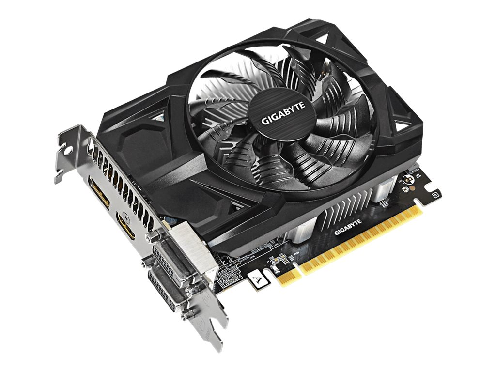 Gigabyte Tech Radeon R7 360 PCIe 3.0 Overclocked Graphics Card, 2GB GDDR5