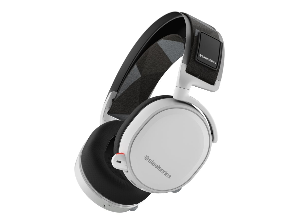 Steelseries ARCTIS 7 HEADSET WHITE         WRLS