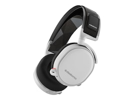 Steelseries ARCTIS 7 HEADSET WHITE         WRLS, 61464, 32966133, Computer Gaming Accessories