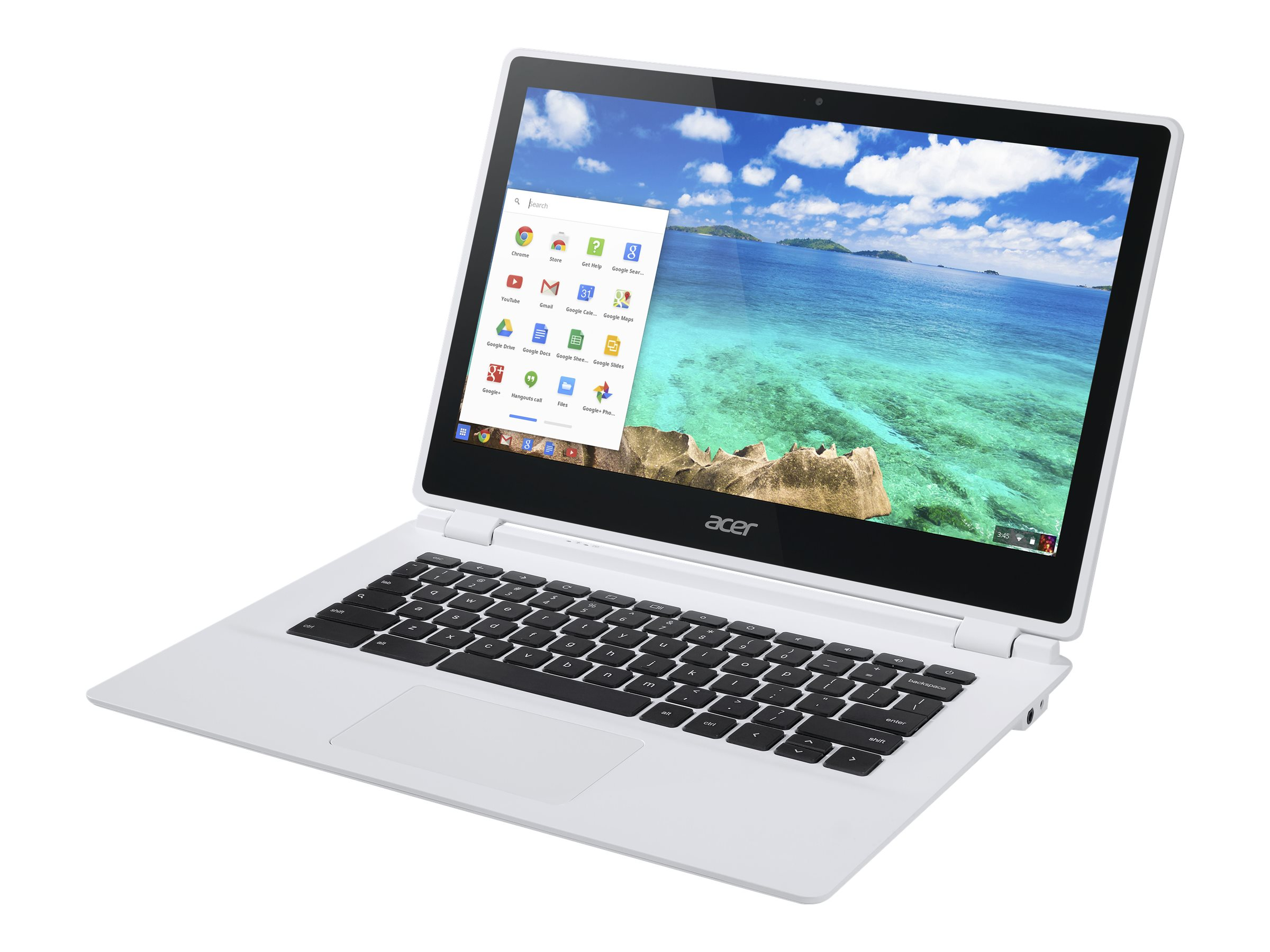 Acer Chromebook CB5-311P-T9AB 2.1GHz Tegra K1 13.3in display, NX.MRDAA.003, 18373180, Notebooks