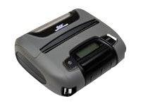 Star Micronics SM-T400I-DB50 Rugged 4 BT Serial MFI IOS Android Portable Printer - Gray w  Power Supply, 39631611
