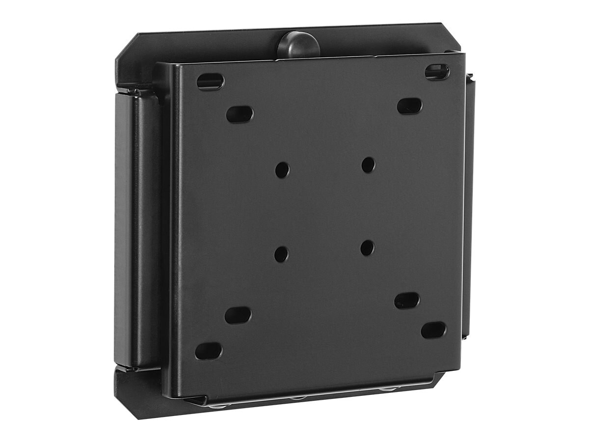 Peerless SmartMount Universal Flat Wall Mount for 10-29 Flat Panel Displays, Black, SF630
