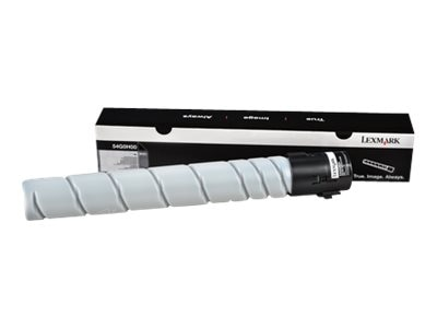Lexmark Black High Yield Toner Cartridge for MS911de
