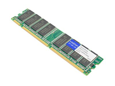 ACP-EP 1GB PC133 168-pin DDR SDRAM RDIMM for eServer, IntelliStation, Netfinity Models, 33L3129-AA, 18198537, Memory