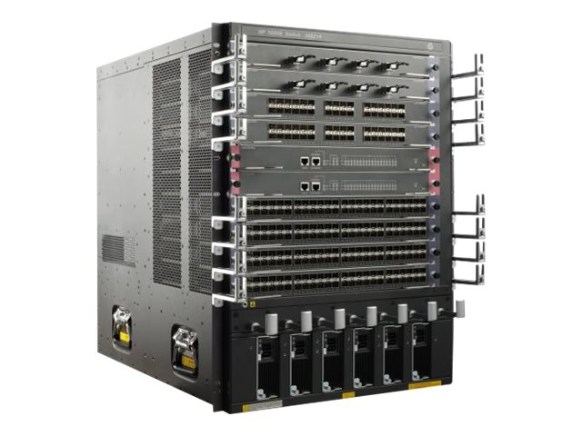 HPE 10508 TAA Switch Chassis, JG821A