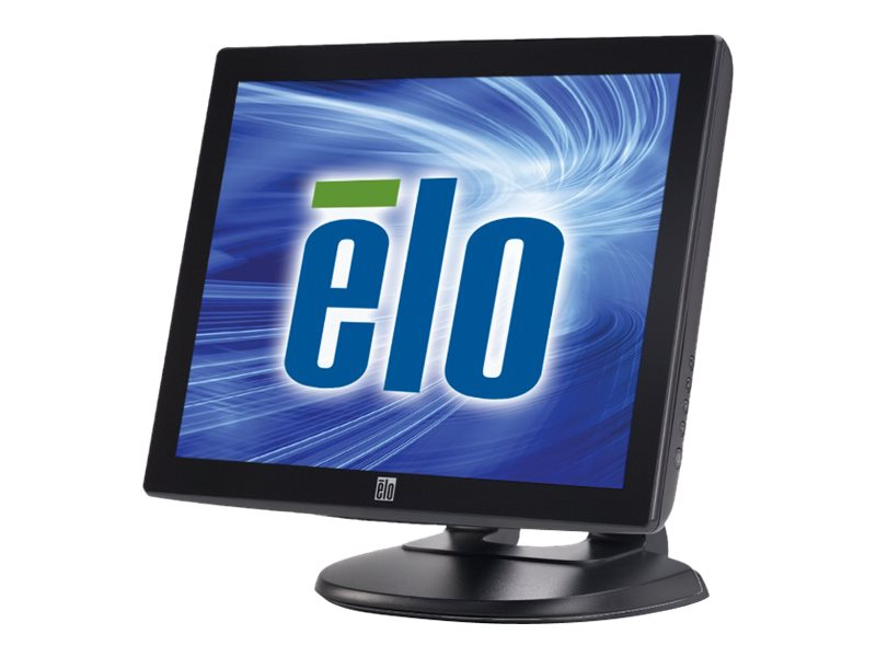 ELO Touch Solutions 1515L 15 LCD Touchscreen Monitor 4:3 14.2ms Gray (NC NR), E779029, 17346411, POS/Kiosk Systems