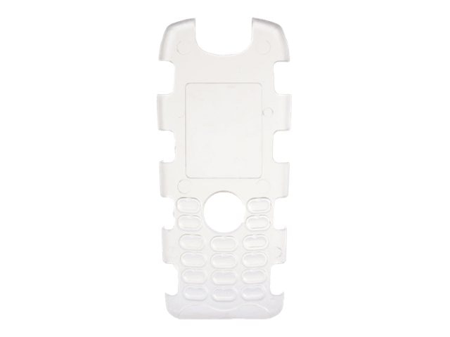 Zcover Front Clam Shell for Cisco 7925G 7925G-EX, Clear, CI925SCC, 16580126, Carrying Cases - Phones/PDAs