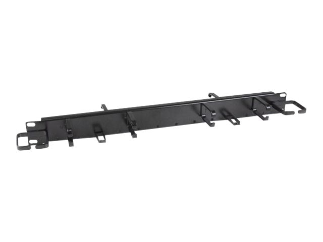 StarTech.com Horizontal Cable Management Panel, 1U x 19w, CMPNL1UC