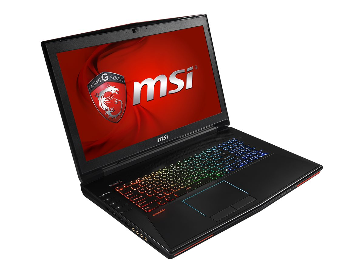 MSI GT72 Dominator Pro-444 Core i7-4980 32GB GTX980M 17 FHD Black, 9S7-178131-444