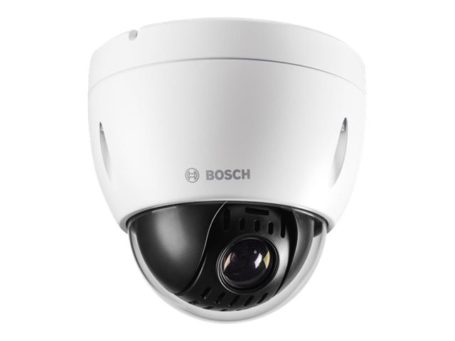 Bosch Security Systems AutoDome IP 4000 HD 12x 720p HD Camera with Indoor Housing, Clear Bubble