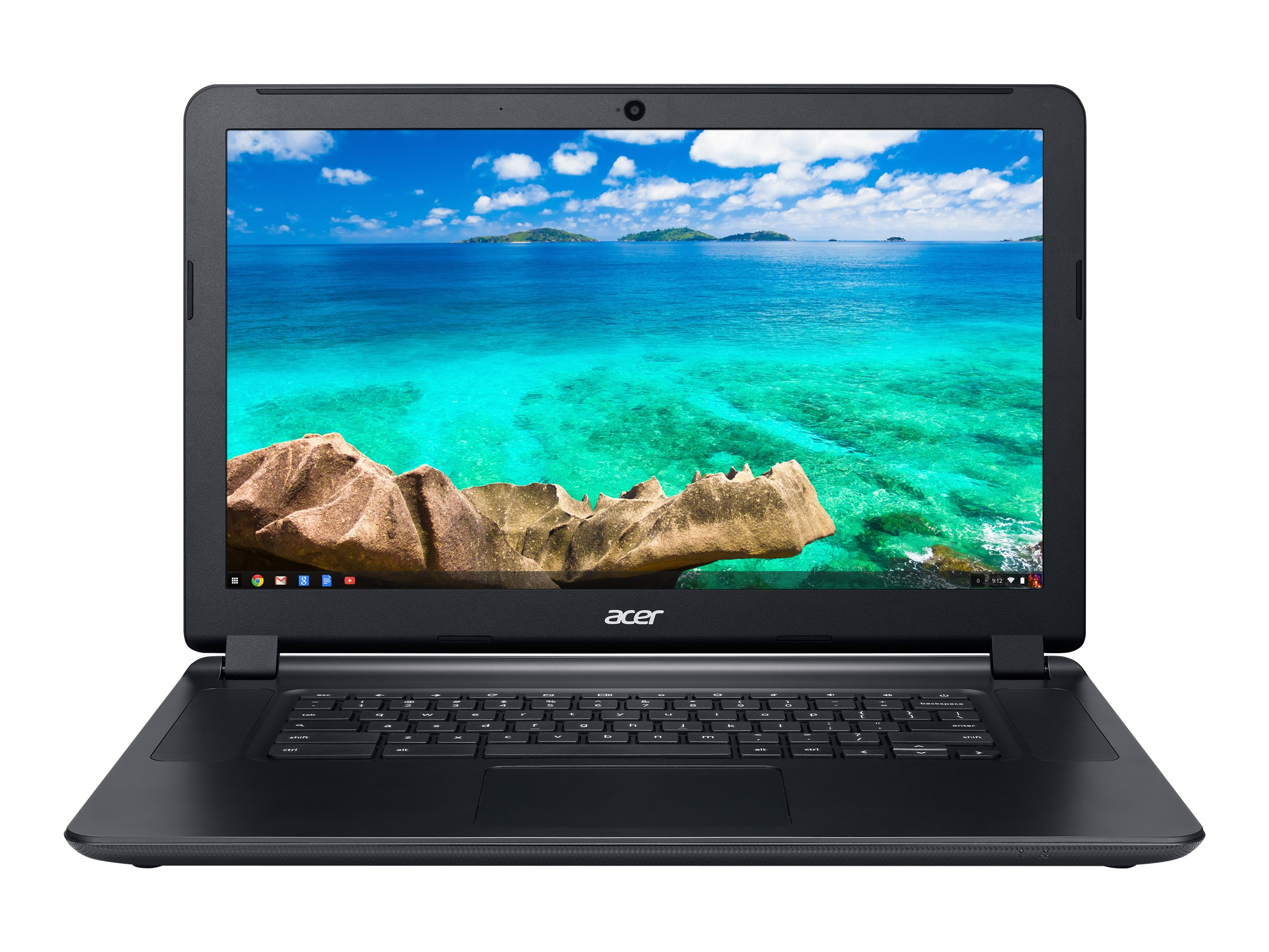 Acer Chromebook C910-3916 2.0GHz Core i3 15.6in display, NX.EF3AA.010