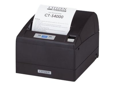 Citizen CBM CT-S400 Thermal USB Parallel POS Printer (Black)
