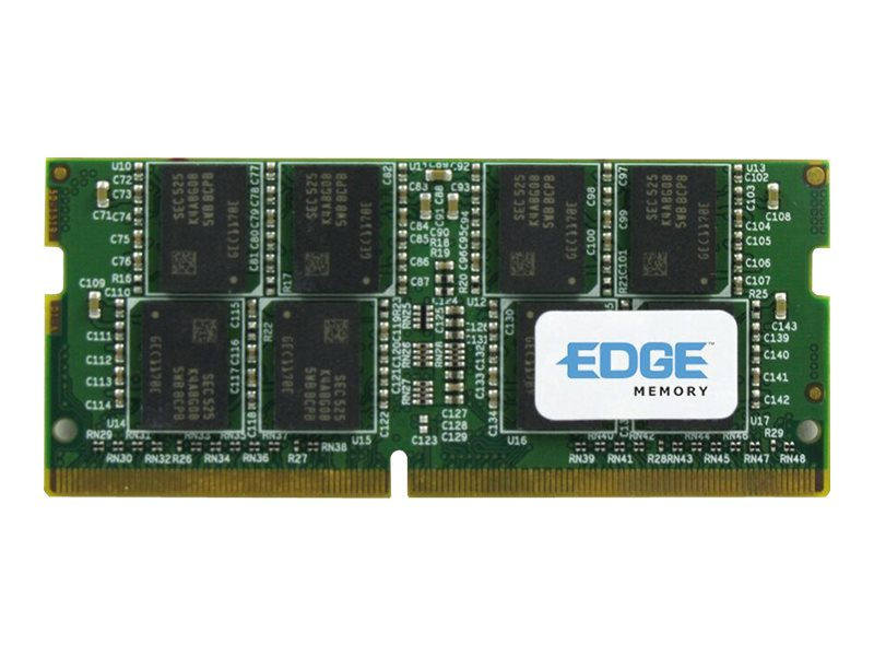 Edge 4GB PC3-14900 204-pin DDR3 SDRAM SODIMM, PE248161, 30833855, Memory