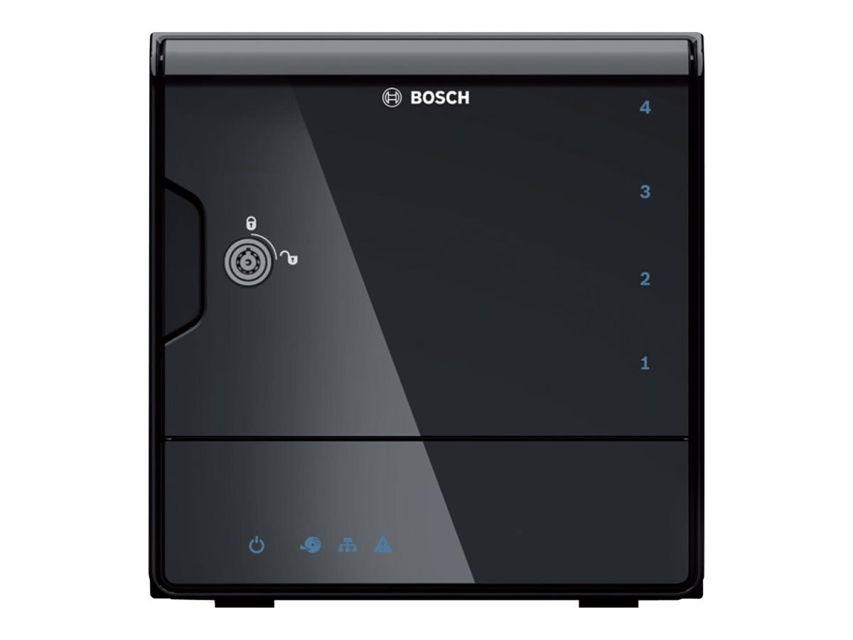 Bosch Security Systems Divar IP 2000, 4HDD Network Surveillance Sysytem 4x2TB, DIP-2042-4HD, 16135436, Security Hardware