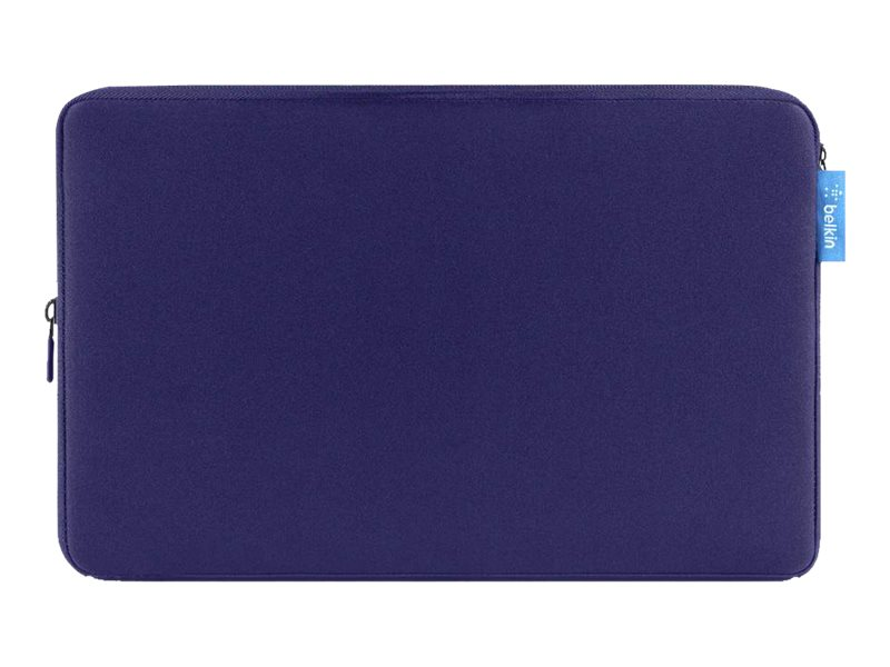 Belkin Sleeve for Microsoft Surface Pro 3, Navy, F7P306TTC03, 23619092, Carrying Cases - Tablets & eReaders
