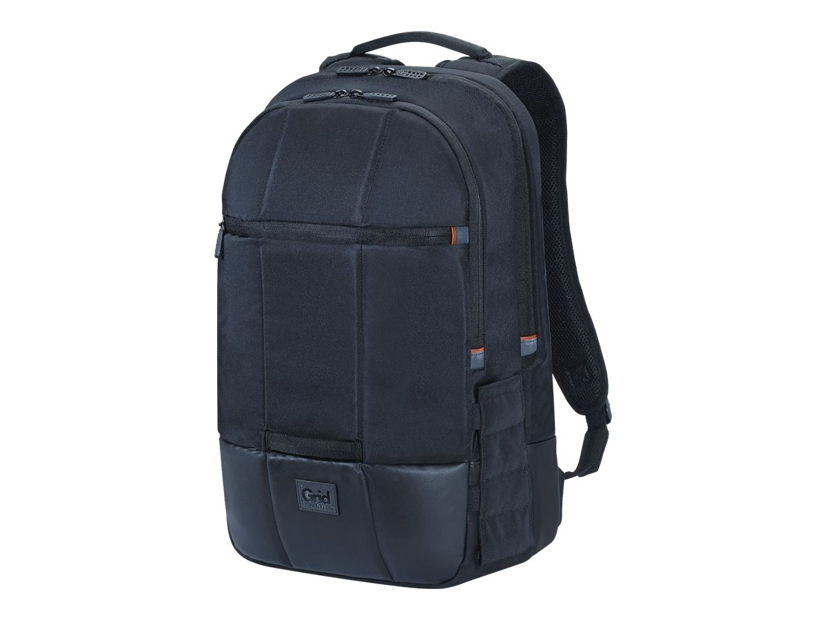 Targus Grid 27L 16 Backpack, TSB848US, 30603996, Carrying Cases - Other