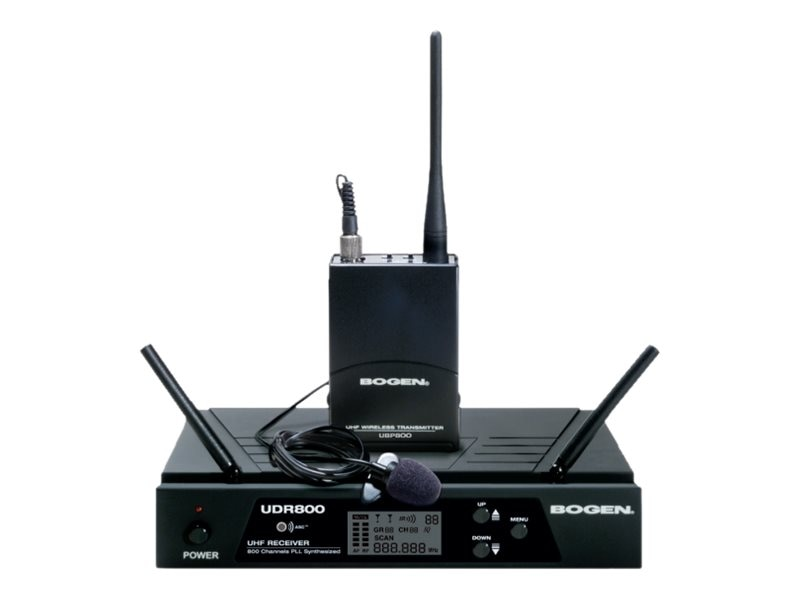 Wireless Microphone System, UDMS800BP