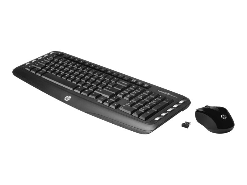 HP Wireless Classic Desktop Keyboard